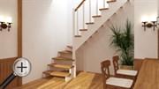 Лестница для дома К-001м
