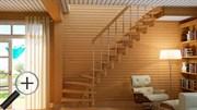 Лестница для дома К-008м