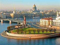 Тур Москва - С.Петербург