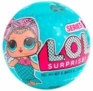 Кукла в шарике-домике