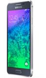 Смартфон SAMSUNG Galaxy Alpha SM-G850F 32Gb Black