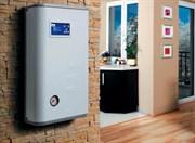 Стандартная установка накопительного водонагревателя