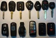 Изготовление автоключей для иностранных автомобилей