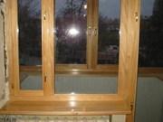 Ремонт деревянных окон и балконных дверей