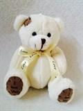 Медведь Винни Белый 17см