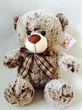 Медведь Афанасий (Премиум) Пепельный 45см