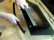 Замена ручки дверки духового шкафа