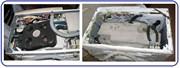 Замена (ремонт) сливного насоса, устранение засора сливного насоса, труднодоступных патрубков, ТЭНа, извлечение посторонних предметов не требующей полной разборки, замена электромагнитного клапана