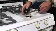 Регулировка горения горелок духового шкафа плиты